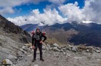 Wanderung zum Höhenlager