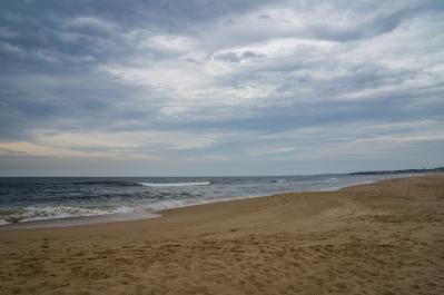 La Paloma, Strand