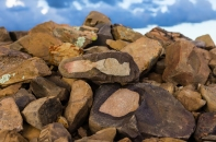 Misteriöse Steine