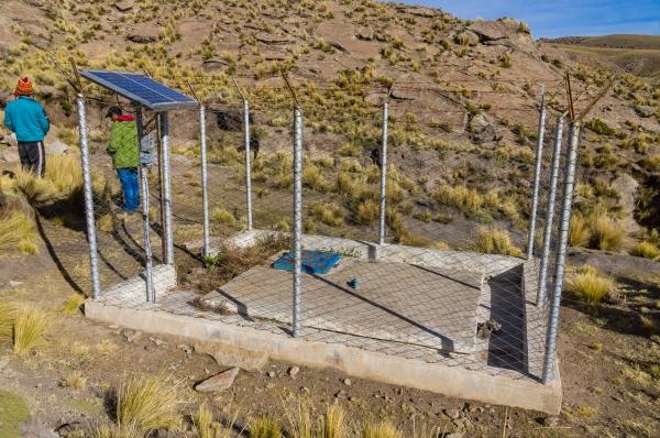 Solarpumpsystem