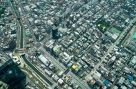 Tokyo aus dem Skytree