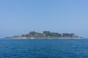 Hashima-Insel, auch Battleship Island