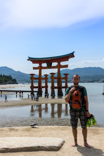 Itsukushima-Schrein, Miyajima
