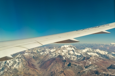 Einmal über die Anden